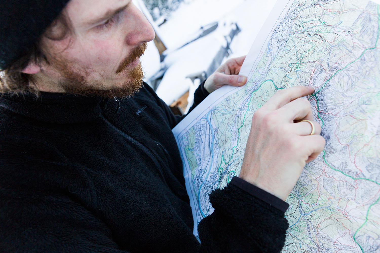 Tour mit Bergführer individuell