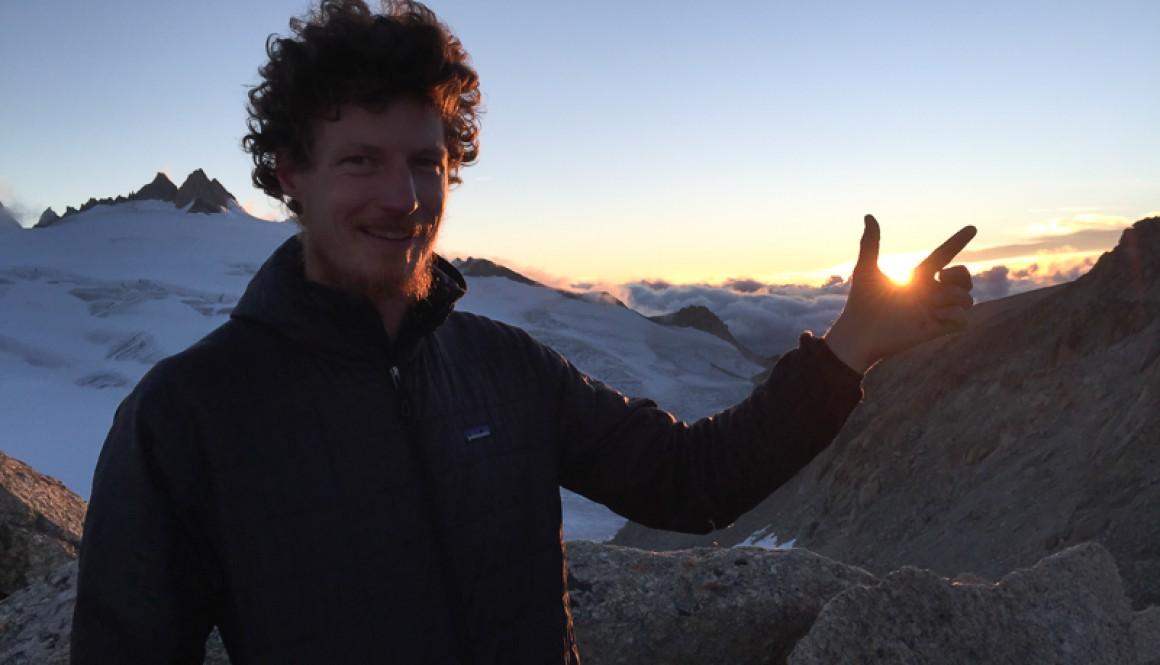 Chamonix – into the light