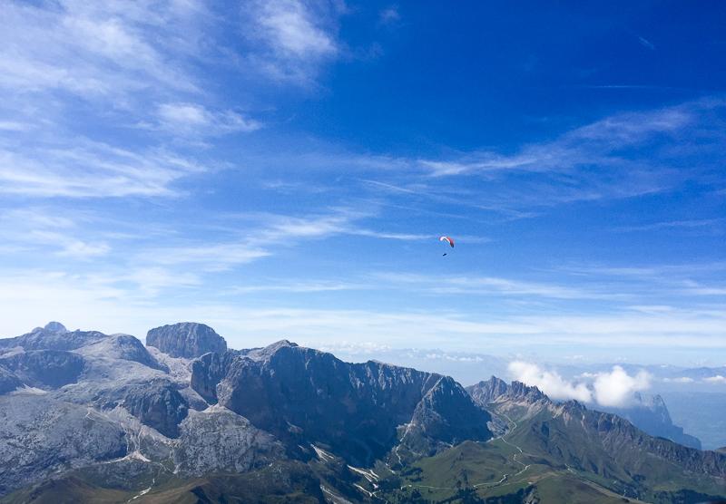 Dolomiten – Perspektivwechsel