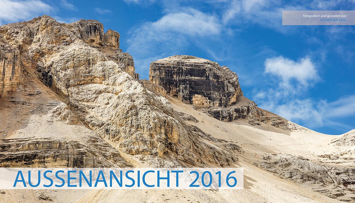 Kalender AUSSENANSICHT 2016