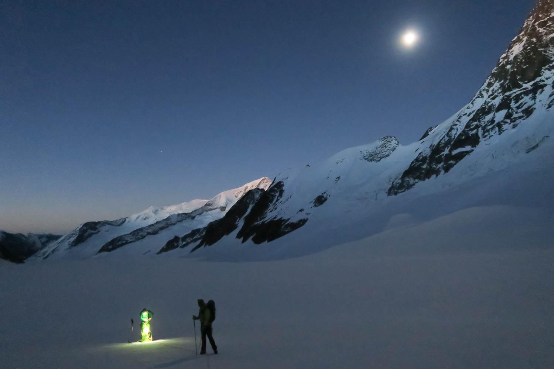 Stille im Berner Oberland