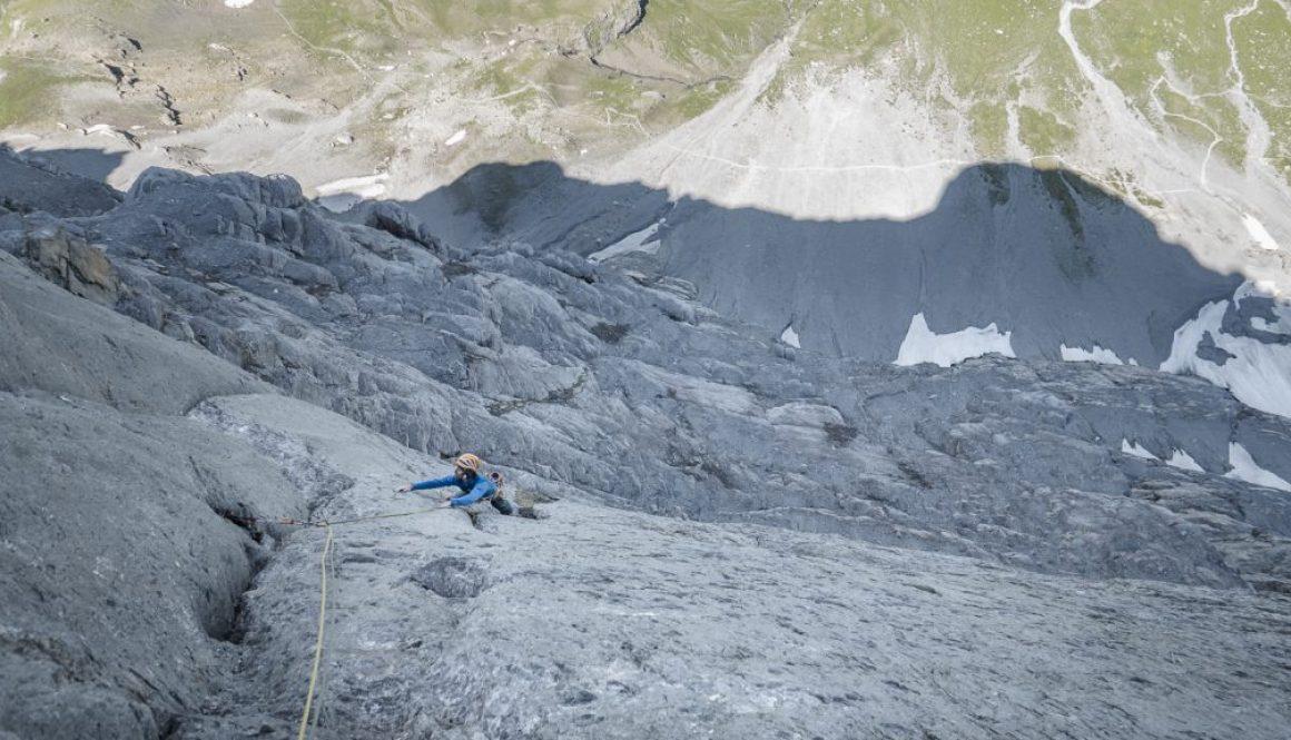 Genfer Pfeiler – Eiger Nordwand Feeling