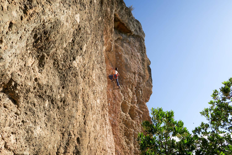 Spanien – im Kletterparadies