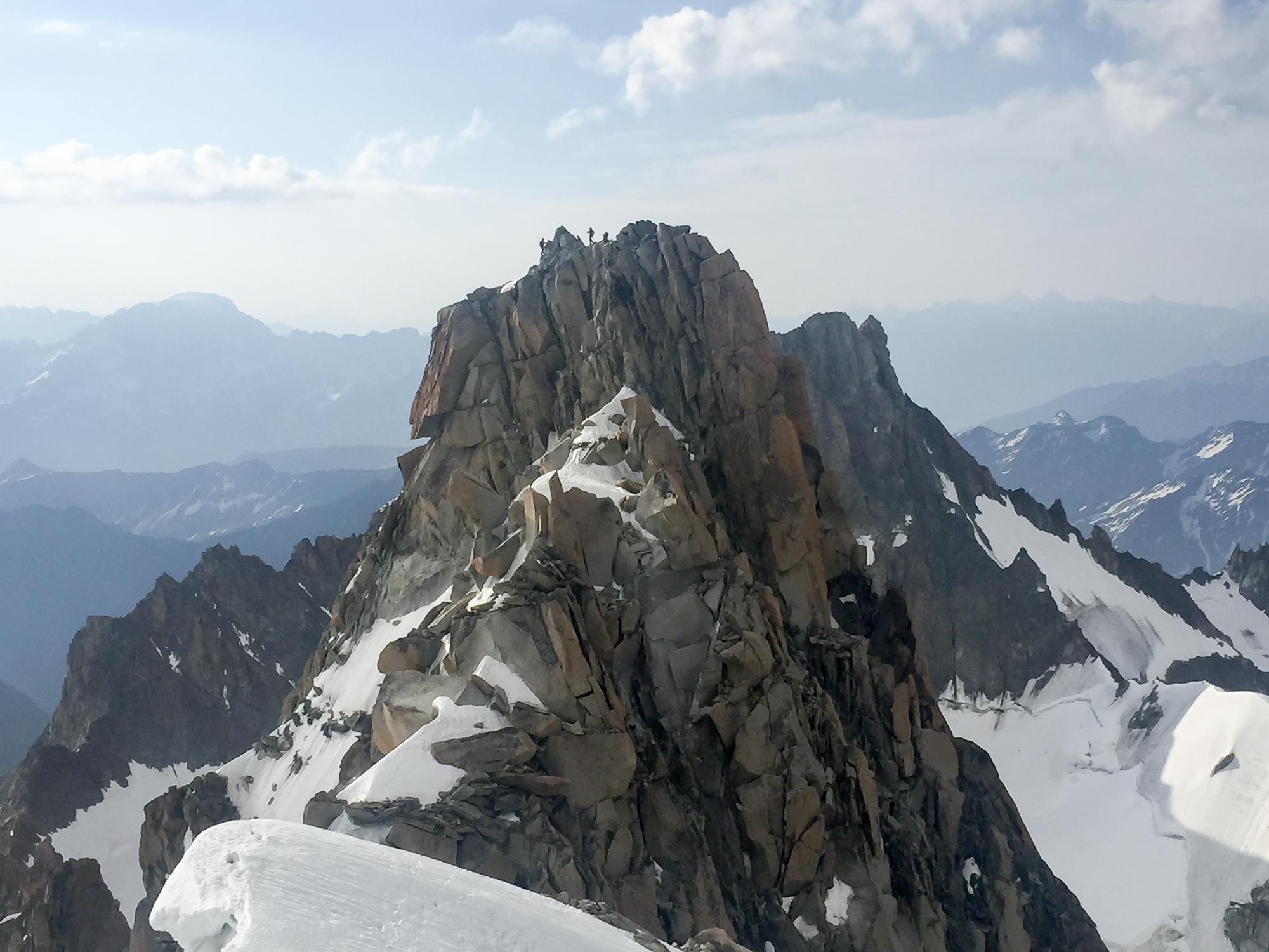 Bergführer Eignungstest Sommer