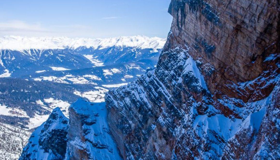 Dolomiten again – diesmal mit Ski